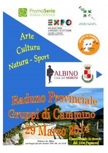 GdC Provinciale Albino 2014